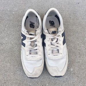New balance 620 sneakers j.crew pebble
